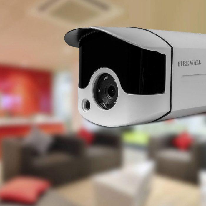 فروش و اجرای پروژهای دوربین مدار بسته